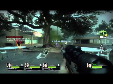 L4D2 Confogl Live (560) HK , JP friend (Xbox 360) - YouTube