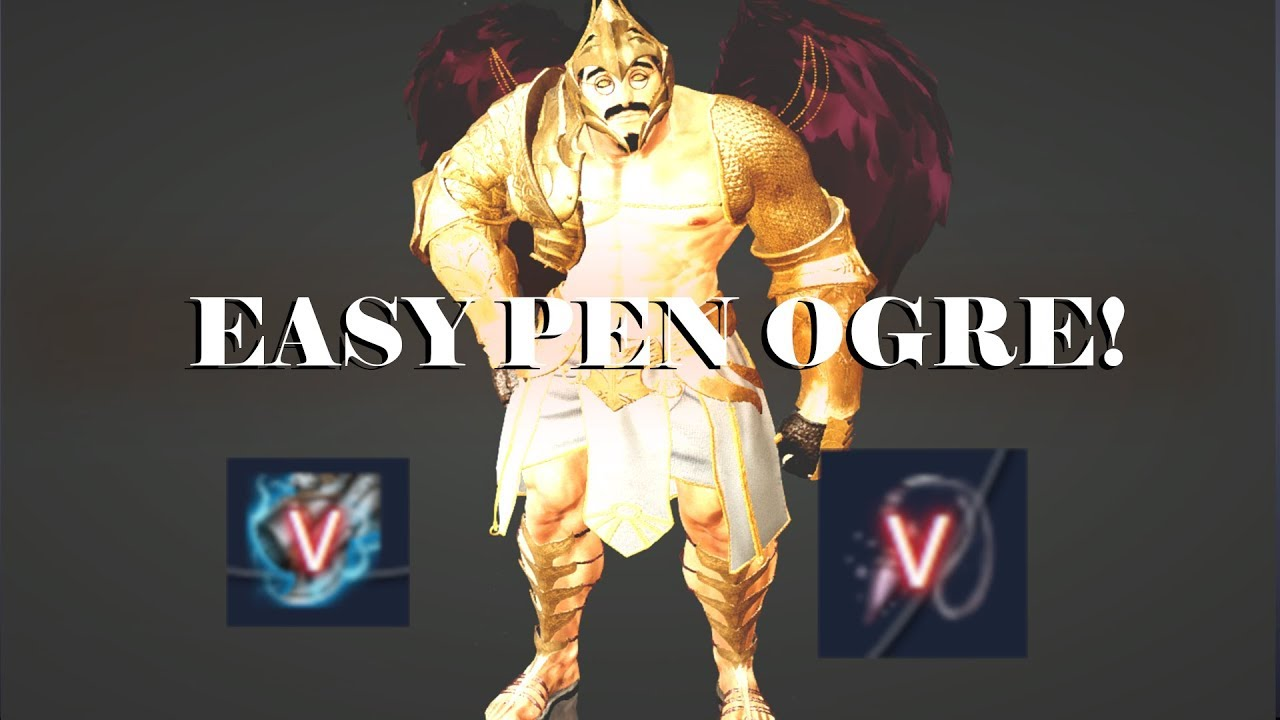 easy pen ogre in black desert online secret enhancing datamine