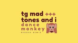 Download Tones and I - Dance Monkey (Reggae Remix)