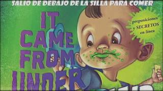 It Came from under the High Chair: A Mystery (in English & Spanish)
