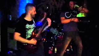 Nervous Impulse Live in Drummondville March 5th 2016 7/9 The Last Call