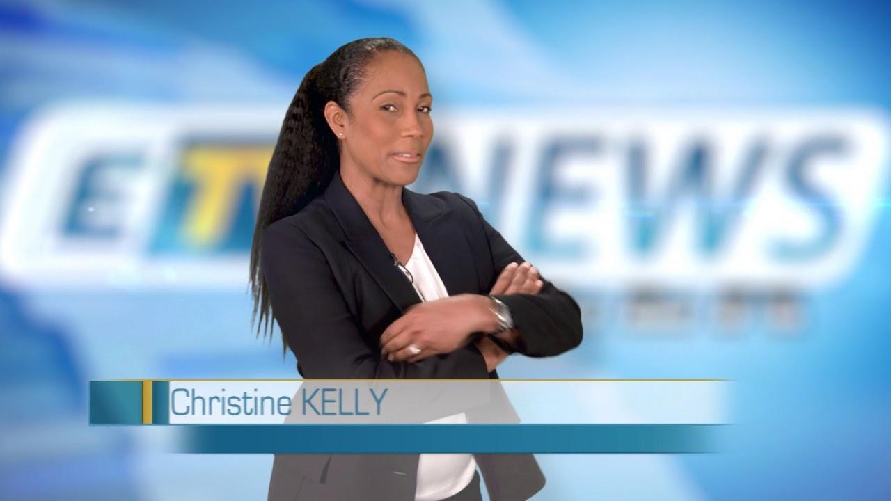 Teaser Chrisitne Kelly sur ETV