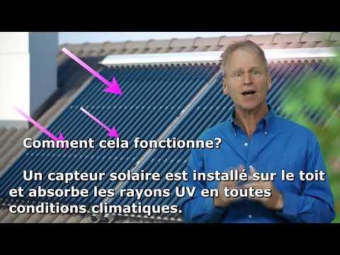 UNE INCROYABLE INNOVATION!  VILLAS ÉNERGIE DE FRANCE, CHAUFFAGE RÉVERSIBLE ZÉRO ÉMISSION