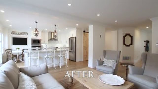 Whole Home Renovation - Before & After