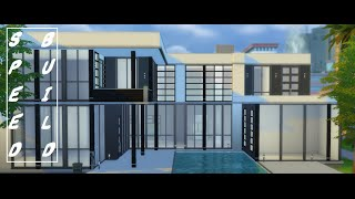 [Sims 4] Speed-Build Maison familiale moderne