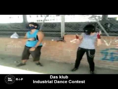 [Dasklub contest]///Ryuk, Mina/// [R-I-P] Industrial Dance - [x] Rx - Bleeding Ears