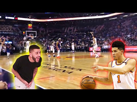 DEVIN BOOKER DID THIS TO ME IN THE MIDDLE OF A GAME