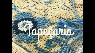 Aprendendo tapeçaria – todas as dicas para iniciantes – Ponto Casa Caiada