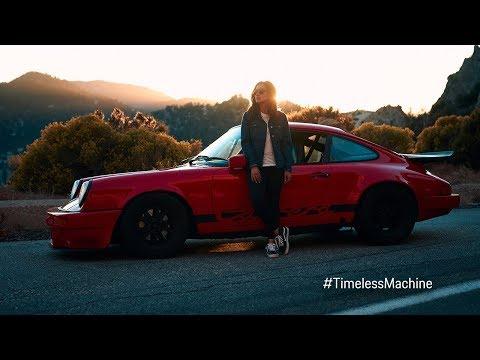 #TimelessMachine Stories: Stunt Driver Sera Trimble and her Porsche 911