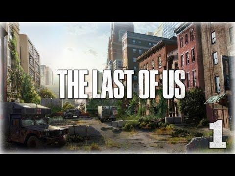 Смотреть прохождение игры The Last of Us. Серия 1 - День, когда мир сошел с ума...