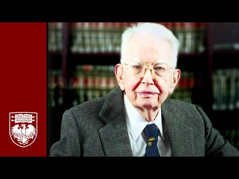 Accidental Economist: An interview with Nobel Laureate Ronald H. Coase