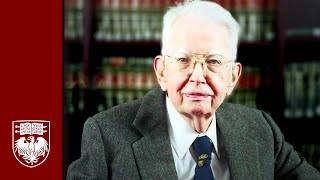 Accidental Economist: An Interview with Ronald Coase