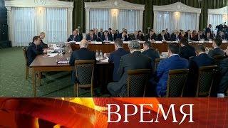 В Бресте прошло заседание Совета министров Союзного государства.