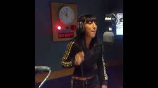 Fuzzy Logik Feat Egypt, In The Morning - Live on Choice FM Performance