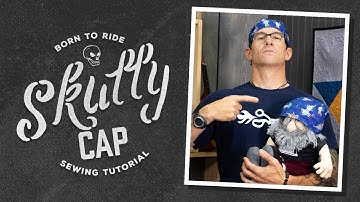 Make a Scrub Cap or Skull Cap with Rob Appell of Man Sewing (Instructional Video)