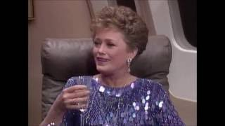 Blanches Goes Jet Setting With Richard (The Golden Girls - Season 1, Episode 18)