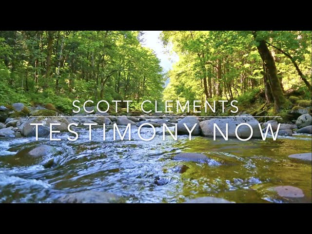 Testimony Now interviews Scott Clements of Men of Markham Woods