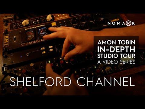 Amon Tobin Studio Tour Episode Seven: Shelford Channel