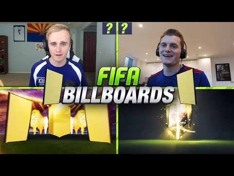 FIFA Billboards vs CapgunTom!