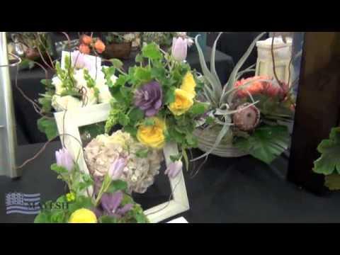 LA Market Mayesh Wholesale Florist 2013 Open House