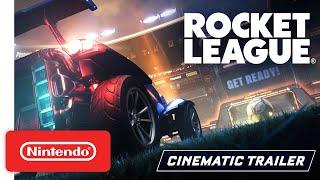 Rocket League - Cinematic Trailer - Nintendo Switch