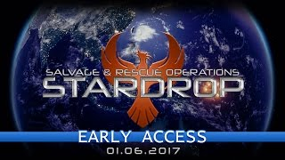 STARDROP - Early Access Trailer
