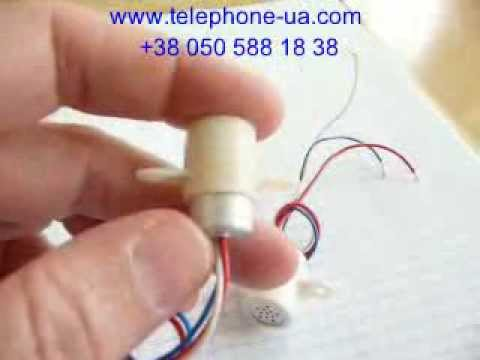 МКЭ-3 микрофон конденсаторный