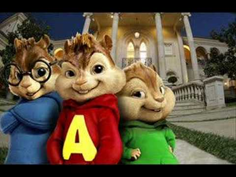 Alvin and the Chipmunks Snow Patrol-Chasing Cars