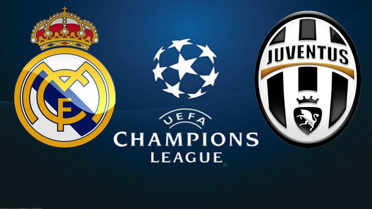 champions league real madrid vs juventus