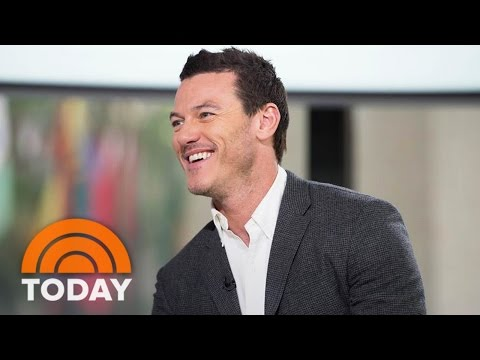 Luke Evan: I Never Read 'The Girl On The Train' Until I Was Cast In The Movie | TODAY
