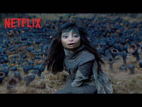 O Cristal Encantado: A Era da Resistência  De volta a Thra Netflix