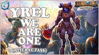 Grubby | Heroes of the Storm - Yrel - We Are One - Sub Game - Alterac Pass