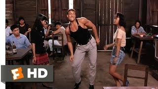 Kickboxer (5/10) Movie CLIP - Disco Dancing (1989) HD