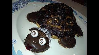 Невероятно вкусный и нежный торт Черепаха. Очень простой рецепт