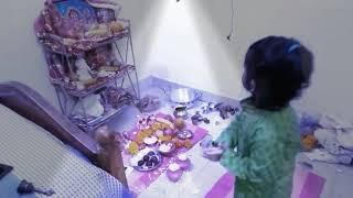 Aayan @ Deepawali Celebration 2018