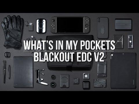 What's In My Pockets Ep. 5 - Blackout V2 - Farer Design Dayfarer Sling
