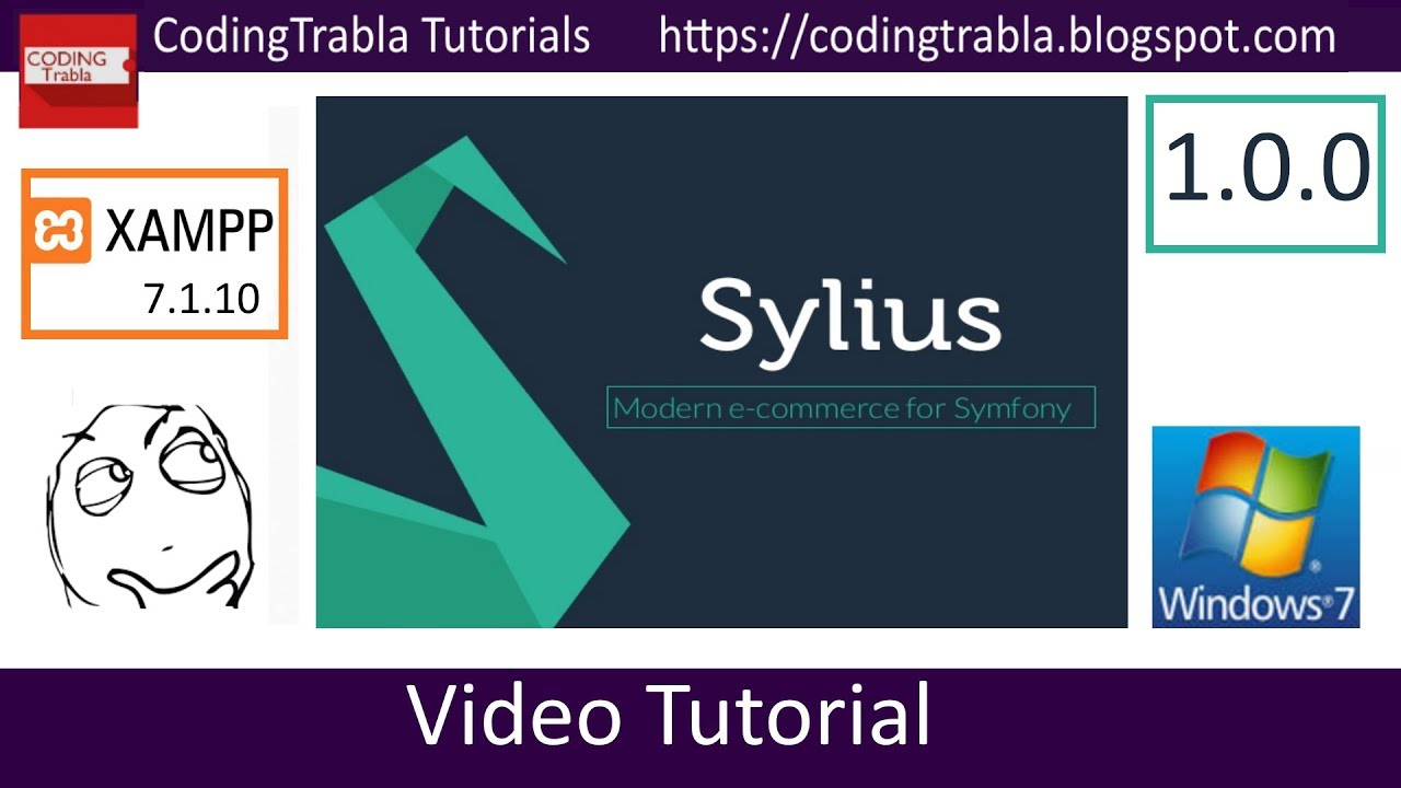 Install sylius 100 e commerce on windows 7 localhost via xampp 71 install sylius 100 e commerce on windows 7 localhost via xampp 7110 codingtrabla tutorials baditri Choice Image