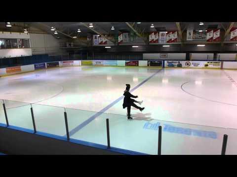 Adult Ice Dance - Canasta Tango