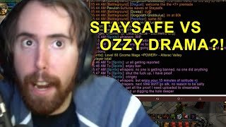 ASMONGOLD REACTS TO DRAMA INVOLVING STAYSAFE AND HIS GUILDIE OZZY