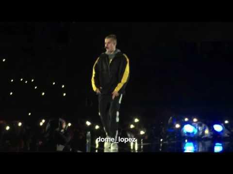 Justin Bieber-Baby QUITO (Purpose Tour Ecuador 08/04/2027)