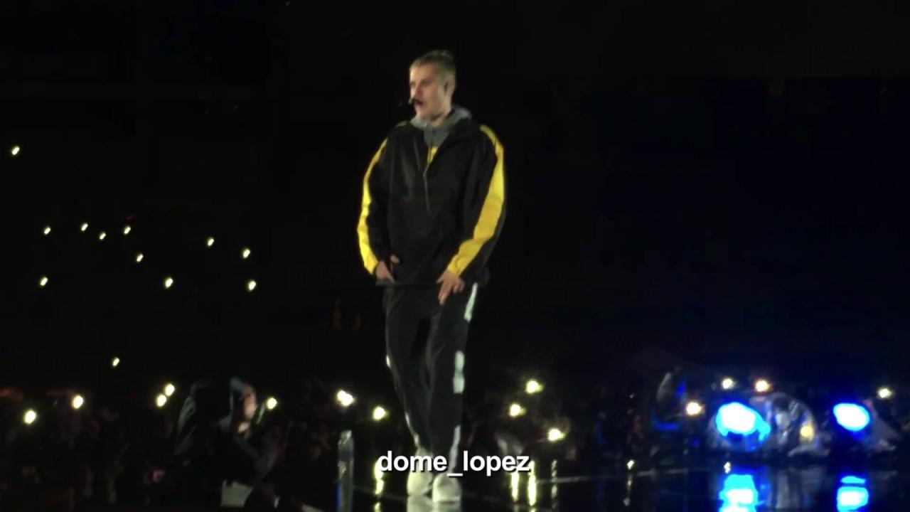 Justin Bieber-Baby QUITO (Purpose Tour Ecuador 08/04/2027 ...