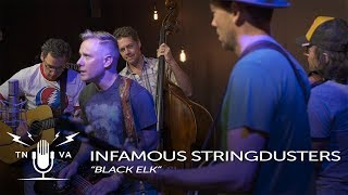 "Infamous Stringdusters - ""Black Elk"" - Radio Bristol Sessions"