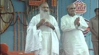 Atal Bihari with Bapuji