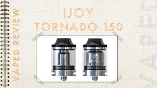 IJOY TORNADO 150 (revue fr)