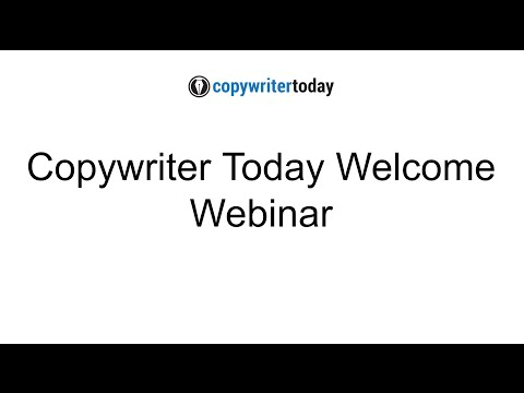 Copywriter Today Writing Service Product Demo