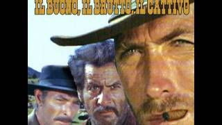 Ennio Morricone - The Good, The Bad and The Ugly (titles) - (1966)