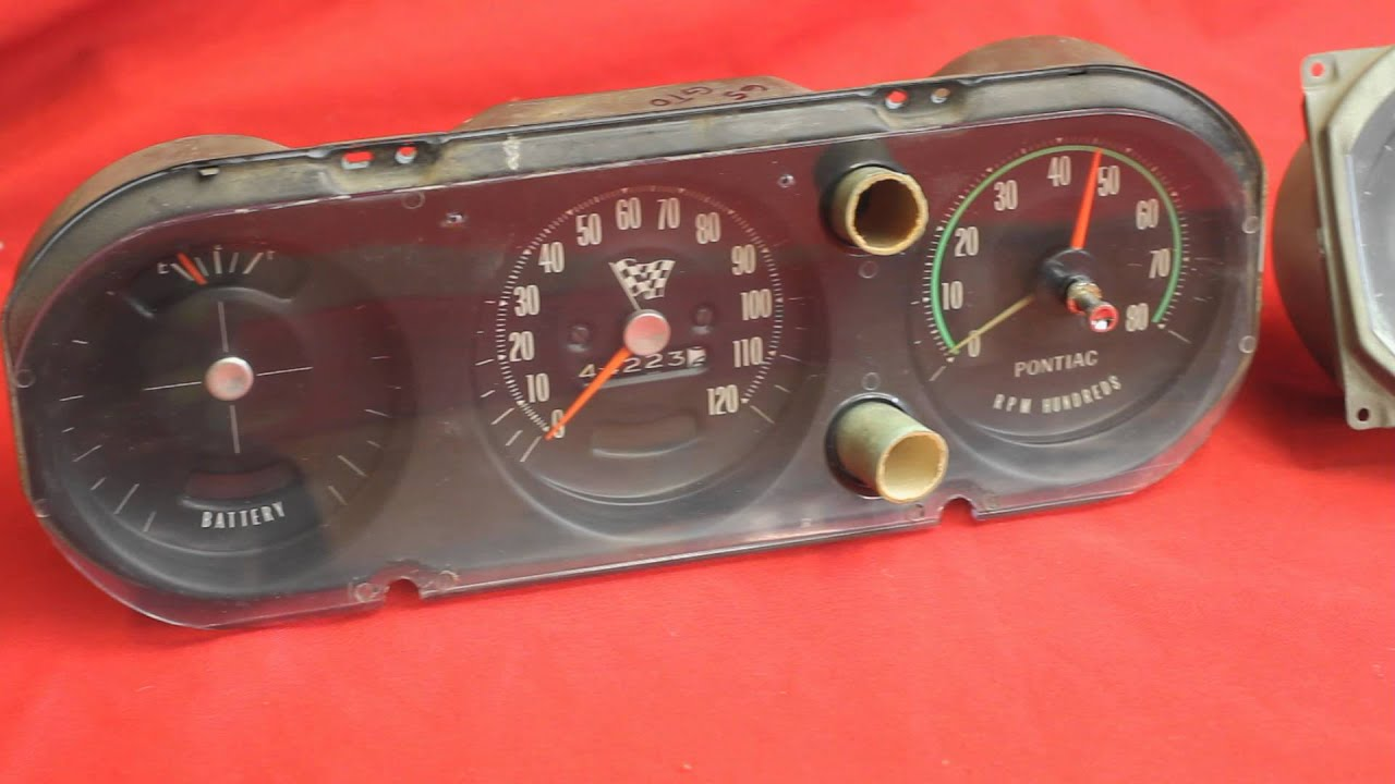 1965 Gto Tach Wiring Electrical Diagrams Pro Comp Diagram 65 Wire Explained Auto Meter