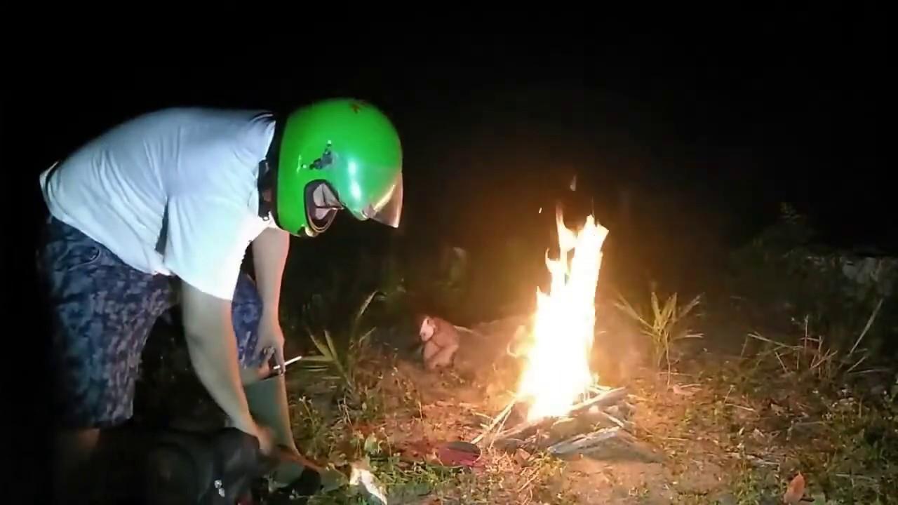 🔴 Live Mencoba Bakar Sate Gagak, Bakar terasi, bakar Dupa, Bakar kemenyan