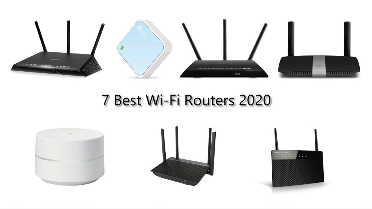 Best Wifi Router 2020.7 Best Wifi Routers In 2020 Youtube
