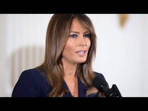 Melania Trump Has Operation For Benign Kidney Condition Reports White House